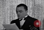 Image of John Edgar Hoover United States USA, 1937, second 22 stock footage video 65675031219