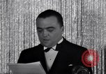 Image of John Edgar Hoover United States USA, 1937, second 26 stock footage video 65675031219