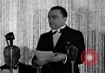 Image of John Edgar Hoover United States USA, 1937, second 2 stock footage video 65675031221