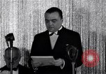 Image of John Edgar Hoover United States USA, 1937, second 14 stock footage video 65675031221