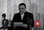 Image of John Edgar Hoover United States USA, 1937, second 18 stock footage video 65675031221