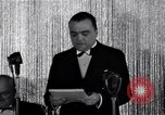 Image of John Edgar Hoover United States USA, 1937, second 21 stock footage video 65675031221