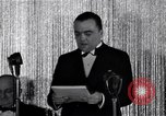 Image of John Edgar Hoover United States USA, 1937, second 23 stock footage video 65675031221