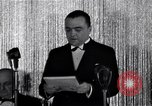 Image of John Edgar Hoover United States USA, 1937, second 35 stock footage video 65675031221