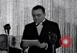 Image of John Edgar Hoover United States USA, 1937, second 40 stock footage video 65675031221