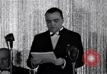 Image of John Edgar Hoover United States USA, 1937, second 52 stock footage video 65675031221