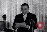 Image of John Edgar Hoover United States USA, 1937, second 61 stock footage video 65675031221