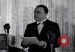 Image of John Edgar Hoover United States USA, 1937, second 62 stock footage video 65675031221