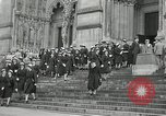 Image of Easter New York City USA, 1945, second 43 stock footage video 65675031224