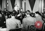 Image of Benny Goodman New York City USA, 1943, second 7 stock footage video 65675031228