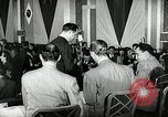 Image of Benny Goodman New York City USA, 1943, second 19 stock footage video 65675031228