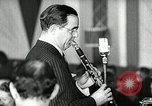 Image of Benny Goodman New York City USA, 1943, second 21 stock footage video 65675031228