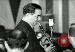 Image of Benny Goodman New York City USA, 1943, second 22 stock footage video 65675031228