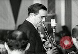 Image of Benny Goodman New York City USA, 1943, second 24 stock footage video 65675031228