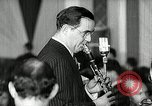 Image of Benny Goodman New York City USA, 1943, second 25 stock footage video 65675031228