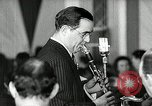 Image of Benny Goodman New York City USA, 1943, second 26 stock footage video 65675031228
