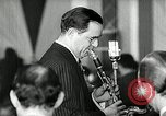 Image of Benny Goodman New York City USA, 1943, second 27 stock footage video 65675031228
