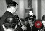 Image of Benny Goodman New York City USA, 1943, second 29 stock footage video 65675031228