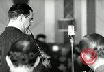 Image of Benny Goodman New York City USA, 1943, second 30 stock footage video 65675031228