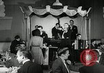 Image of Dance Orchestra New York City USA, 1943, second 31 stock footage video 65675031230