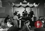 Image of Dance Orchestra New York City USA, 1943, second 32 stock footage video 65675031230