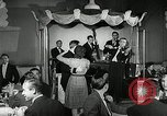 Image of Dance Orchestra New York City USA, 1943, second 34 stock footage video 65675031230