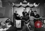 Image of Dance Orchestra New York City USA, 1943, second 38 stock footage video 65675031230