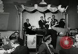 Image of Dance Orchestra New York City USA, 1943, second 39 stock footage video 65675031230