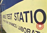 Image of Mobile Test Station New Mexico United States USA, 1978, second 16 stock footage video 65675031253