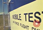 Image of Mobile Test Station New Mexico United States USA, 1978, second 18 stock footage video 65675031253