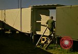 Image of Mobile Test Station New Mexico United States USA, 1978, second 52 stock footage video 65675031253