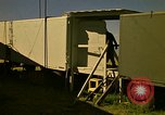 Image of Mobile Test Station New Mexico United States USA, 1978, second 54 stock footage video 65675031253
