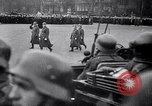 Image of Hungarian military parade Budapest Hungary, 1944, second 16 stock footage video 65675031296