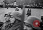 Image of Hungarian military parade Budapest Hungary, 1944, second 18 stock footage video 65675031296