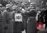 Image of Hungarian military parade Budapest Hungary, 1944, second 29 stock footage video 65675031296