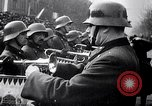 Image of Hungarian military parade Budapest Hungary, 1944, second 31 stock footage video 65675031296