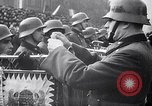 Image of Hungarian military parade Budapest Hungary, 1944, second 32 stock footage video 65675031296