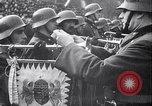 Image of Hungarian military parade Budapest Hungary, 1944, second 33 stock footage video 65675031296