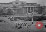 Image of Hungarian military parade Budapest Hungary, 1944, second 39 stock footage video 65675031296
