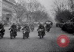 Image of Hungarian military parade Budapest Hungary, 1944, second 41 stock footage video 65675031296