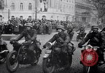 Image of Hungarian military parade Budapest Hungary, 1944, second 43 stock footage video 65675031296