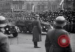 Image of Hungarian military parade Budapest Hungary, 1944, second 48 stock footage video 65675031296