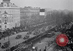 Image of Hungarian military parade Budapest Hungary, 1944, second 52 stock footage video 65675031296