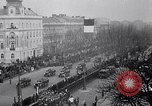 Image of Hungarian military parade Budapest Hungary, 1944, second 54 stock footage video 65675031296
