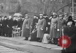 Image of Hungarian military parade Budapest Hungary, 1944, second 56 stock footage video 65675031296