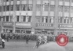 Image of Japanese marines occupy International Settlement in Shanghai Shanghai China, 1941, second 19 stock footage video 65675031300