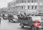 Image of Japanese marines occupy International Settlement in Shanghai Shanghai China, 1941, second 22 stock footage video 65675031300