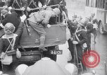 Image of Japanese marines occupy International Settlement in Shanghai Shanghai China, 1941, second 32 stock footage video 65675031300