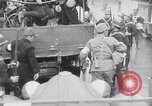 Image of Japanese marines occupy International Settlement in Shanghai Shanghai China, 1941, second 35 stock footage video 65675031300