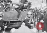 Image of Japanese marines occupy International Settlement in Shanghai Shanghai China, 1941, second 37 stock footage video 65675031300
